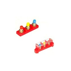 Triple Pole Busbar Support