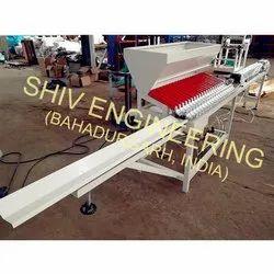 Shiv Engineering Paper Core Loader Machine, Automatic Grade: Semi-Automatic