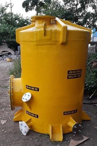 FRP Chemical Storage Tank, Capacity: 0-250 L