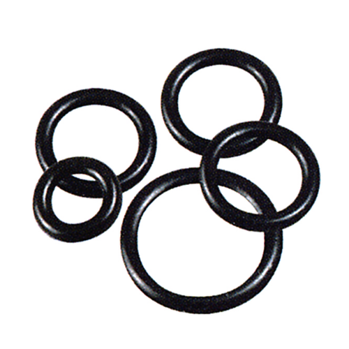Viton Rubber O Ring, Size: Customized, Rs 50 /piece, Hi-Tech Polymer ...
