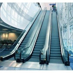 Commercial Moving Escalators