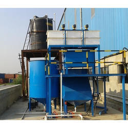 Mild Steel Chemical/Petroleum Industry And Textile And Dy Industry Semi-Automatic Effluent Treatment Plant, 0.75