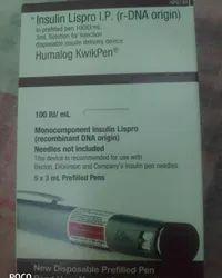 Insulin Humalog