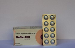 Cefixime 100mg Dispersible Tablet