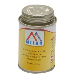 PVC Solvent Cement Adhesive- Medium Duty