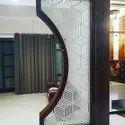 MDF & Acrylic & Acp Jali Cutting