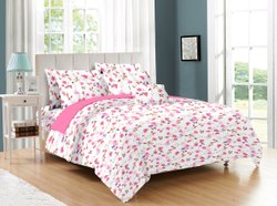 Polyester Mix Cotton Bed Linen