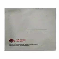 White Paper Office Envelope, Size: 10x12x22x23, Rectangle