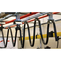 Enclosed Festoon Cable Trolleys