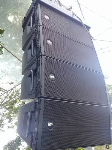 RCF Sound Rental in Greater Noida | ID: 17212909712