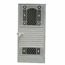 Hinged Mild Steel Safety Gate, for Home