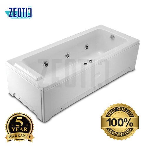 Sara Acrylic Massage Bubble Bath Jacuzzi Hydromassage Bathtub