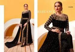 Georgette Party Wear Salwar Suit SN-5001 To 5004