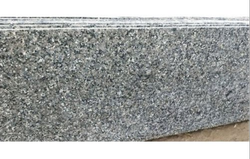 Polished Crystal Blue Granite Slab, For Flooring, Counter Top, Thickness: 15-20 mm