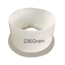 236 Gram Virgin Plastic Core Plug