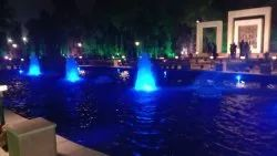 Water Jet Fountain