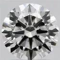 1.54ct Lab Grown Diamond CVD H VVS1 Round Brilliant Cut IGI Certified Stone