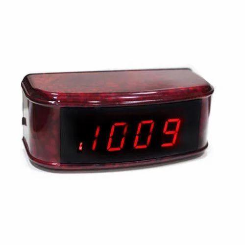 88ba6a62b46 LED Digital Table Clock at Rs 470  piece