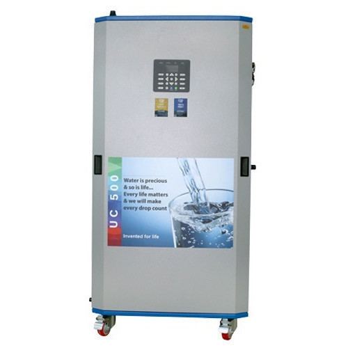 Fully Automatic Carbon Steel Water Purification Systems