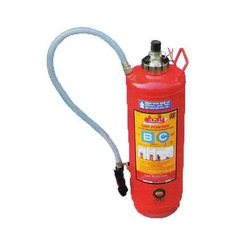Dry Chemical Powder (DCP) Type Fire Extinguisher