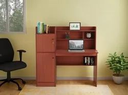 Godrej Red Wooden Study Table, For Home, Kock Down
