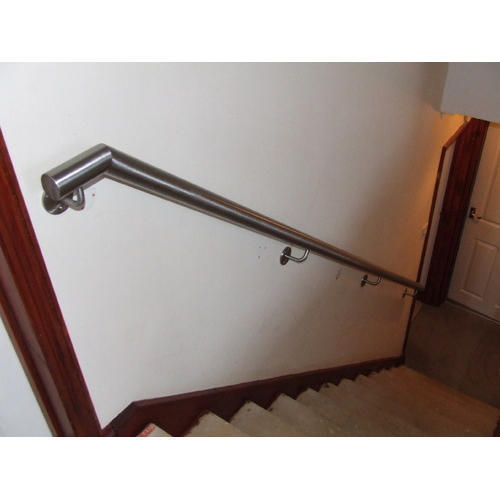 Ss Wall Mounted Stair Railing