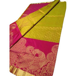 Women Silk Saree, 5.5 M (separate Blouse Piece)