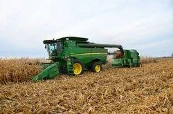 John Deere Maize Combine Harvester