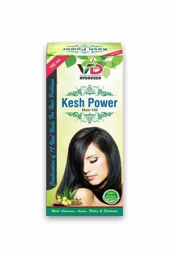 Kesh Power Hair Oil
