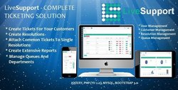 CRM Ticket Management Software