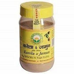 Basic Ayurveda Herbal Karela Jamun Powder