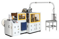 3.5 KW Paper Cup Making Machines