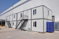 Pre Fabricator Labour Housing Unit