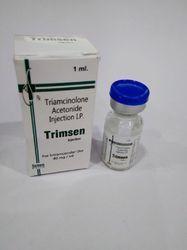Triamcinolone Acetonide Inj
