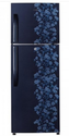 Blue Daisy Haier Refrigerator, Double Door