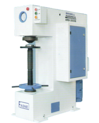 Semi Automatic Brinell Hardness Tester : AKB-3000N