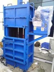 Hydraulic Vertical Baling Press