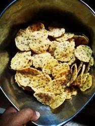 Mister Chips Salted Thattai Murukku, Packaging Size: 100gms