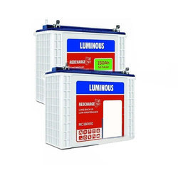 Luminous Inverter Battery for Home and Commercial