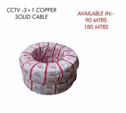 Quantum CCTV Cable Pure Copper