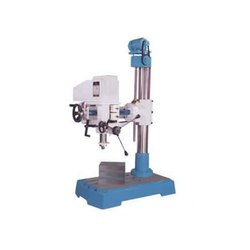 Radial Drill Machine