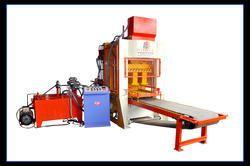 Fly Ash Brick Making Machine Fully Automatic , SK / 8 Blocks