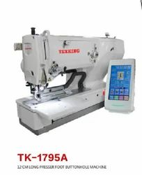 TexKing 1795 A Foot Button Hole Machine