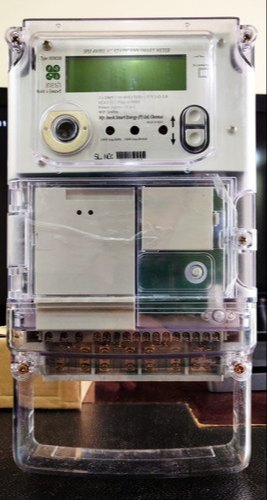 Dual Source Prepaid Meter For Buildings