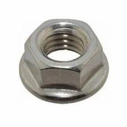 All Metal Prevailing Torque Type Flange Lock Nut