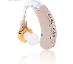 UN-117 Analog BTE Hearing Aid / Hearing Amplifier