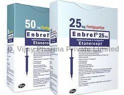Enbrel 25/50 Mg Injection