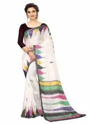 Pr Fashion Launched Beautiful Printed Designer Saree