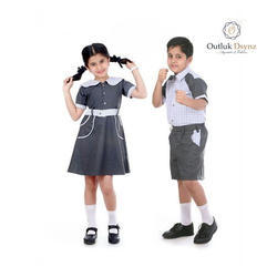 Summer Cotton School Uniforms