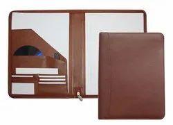 Leather Office Folder